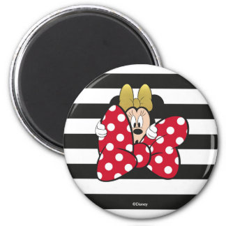 Minnie Mouse | Bow Tie Magnet