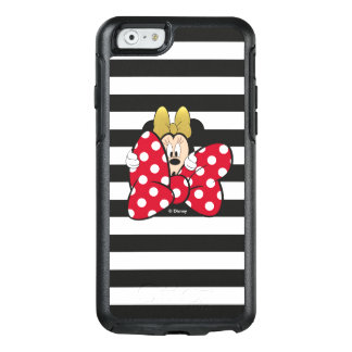Minnie Mouse | Bow Tie OtterBox iPhone 6/6s Case