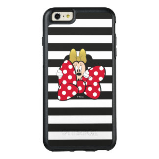 Minnie Mouse | Bow Tie OtterBox iPhone 6/6s Plus Case
