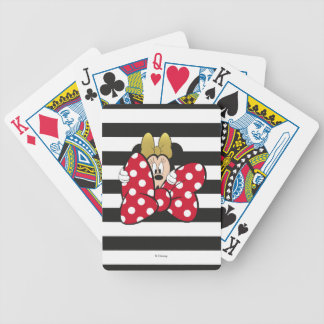 Minnie Mouse | Bow Tie Poker Deck