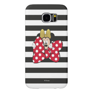 Minnie Mouse | Bow Tie Samsung Galaxy S6 Cases
