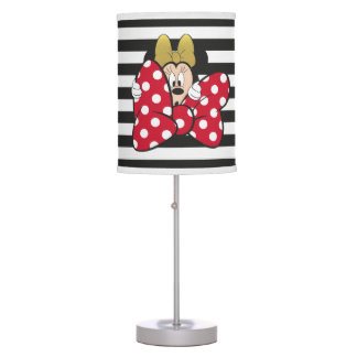 Minnie Mouse | Bow Tie Table Lamp