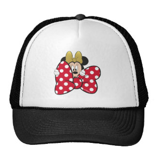 Minnie Mouse | Bow Tie Trucker Hat