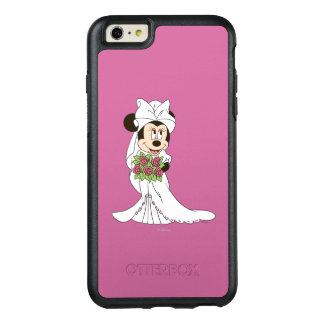 Minnie Mouse | Bride at Wedding OtterBox iPhone 6/6s Plus Case