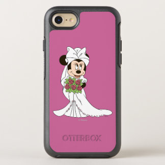 Minnie Mouse | Bride at Wedding OtterBox Symmetry iPhone 7 Case