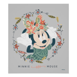 Minnie Mouse | Chase Adventure Poster