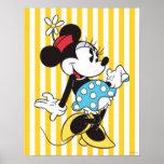 Minnie Mouse classique 3 Posters