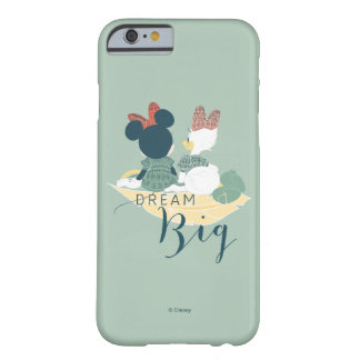 Minnie Mouse & Daisy Duck | Dream Big Barely There iPhone 6 Case