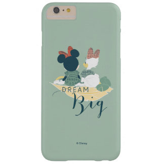 Minnie Mouse & Daisy Duck | Dream Big Barely There iPhone 6 Plus Case
