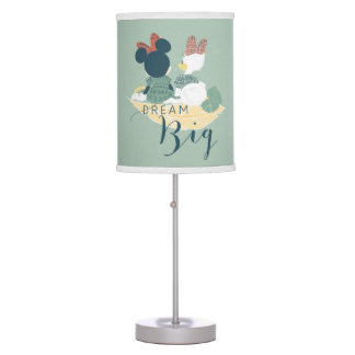 Minnie Mouse & Daisy Duck | Dream Big Desk Lamp