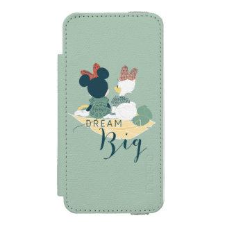 Minnie Mouse & Daisy Duck | Dream Big Incipio Watson™ iPhone 5 Wallet Case