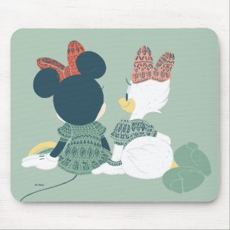 Minnie Mouse & Daisy Duck | Dream Big Mouse Pad