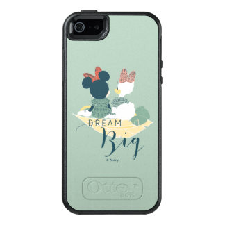Minnie Mouse & Daisy Duck | Dream Big OtterBox iPhone 5/5s/SE Case