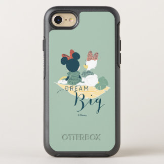 Minnie Mouse & Daisy Duck | Dream Big OtterBox Symmetry iPhone 7 Case