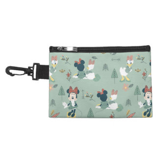 Minnie Mouse & Daisy Duck | Let's Get Away Pattern Accessories Bags
