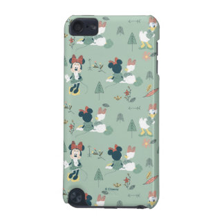 Minnie Mouse & Daisy Duck | Let's Get Away Pattern iPod Touch 5G Covers