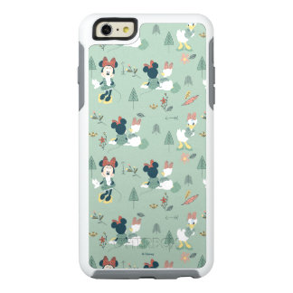 Minnie Mouse & Daisy Duck | Let's Get Away Pattern OtterBox iPhone 6/6s Plus Case
