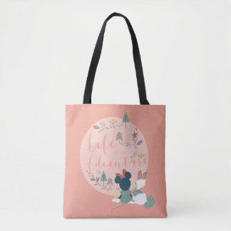 Minnie Mouse & Daisy Duck | Life is an Adventure Tote Bag