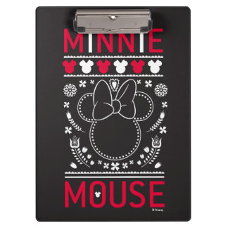 Minnie Mouse | Decoration Pattern Clipboard