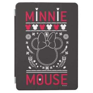 Minnie Mouse | Decoration Pattern iPad Air Cover