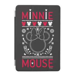 Minnie Mouse | Decoration Pattern iPad Mini Cover