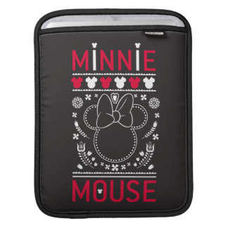Minnie Mouse | Decoration Pattern iPad Sleeve