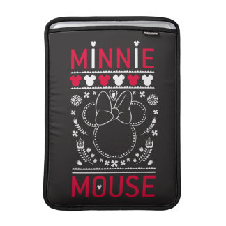 Minnie Mouse | Decoration Pattern MacBook Sleeve