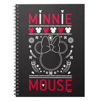 Minnie Mouse | Decoration Pattern Notebook
