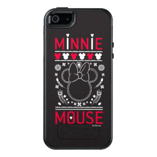 Minnie Mouse | Decoration Pattern OtterBox iPhone 5/5s/SE Case