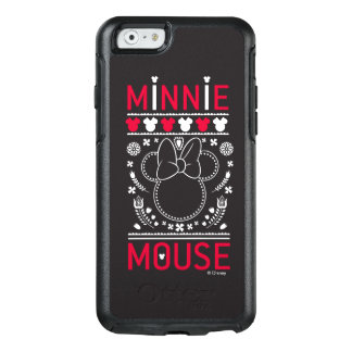 Minnie Mouse | Decoration Pattern OtterBox iPhone 6/6s Case