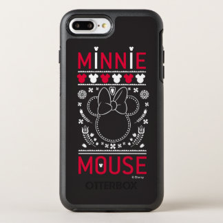 Minnie Mouse | Decoration Pattern OtterBox Symmetry iPhone 7 Plus Case