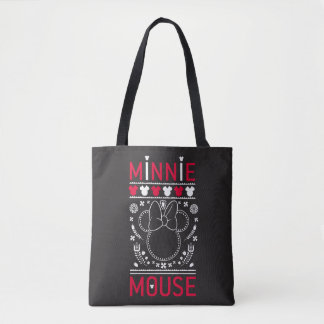 Minnie Mouse | Decoration Pattern Tote Bag