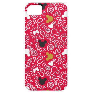 Minnie Mouse | Doodle Pattern Case For The iPhone 5