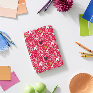 Minnie Mouse | Doodle Pattern iPad Mini Cover