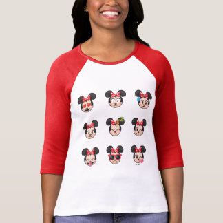 Minnie Mouse Emojis T-Shirt