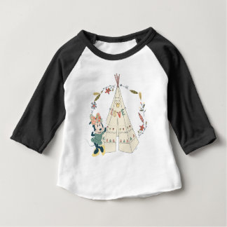 Minnie Mouse | Festival Fun Baby T-Shirt