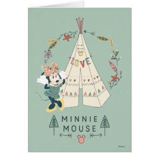 Minnie Mouse | Festival Fun Card