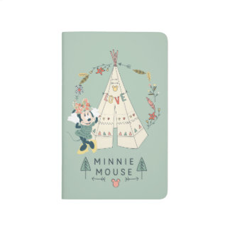 Minnie Mouse | Festival Fun Journal