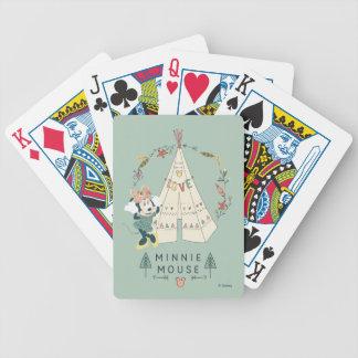 Minnie Mouse | Festival Fun Poker Deck