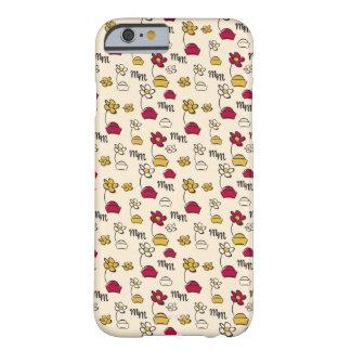 Minnie Mouse Hats Pattern Barely There iPhone 6 Case