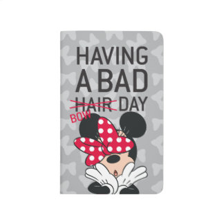 Minnie Mouse | Having a Bad Bow Day Journal