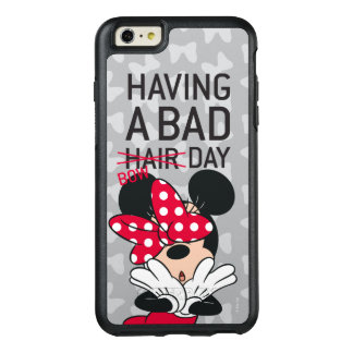 Minnie Mouse | Having a Bad Bow Day OtterBox iPhone 6/6s Plus Case