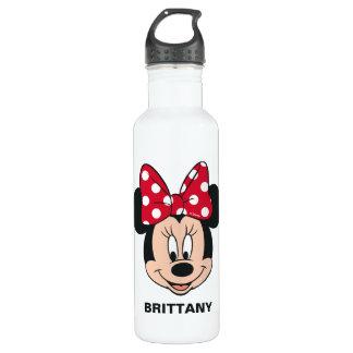 Minnie Mouse | Head Logo 710 Ml Water Bottle