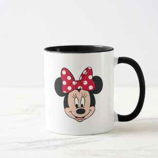 Minnie Mouse | Head Logo Mug