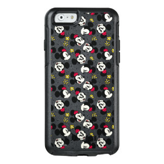 Minnie Mouse Head Pattern OtterBox iPhone 6/6s Case
