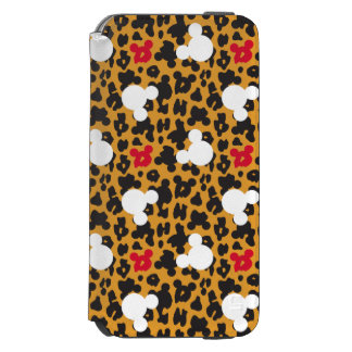 Minnie Mouse | Leopard Pattern Incipio Watson™ iPhone 6 Wallet Case