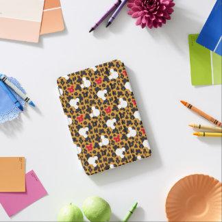 Minnie Mouse | Leopard Pattern iPad Mini Cover