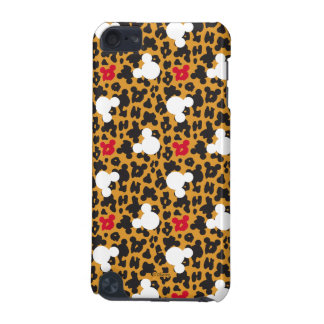 Minnie Mouse | Leopard Pattern iPod Touch (5th Generation) Case
