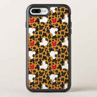 Minnie Mouse | Leopard Pattern OtterBox Symmetry iPhone 8 Plus/7 Plus Case