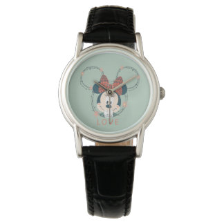 Minnie Mouse | Love Watches